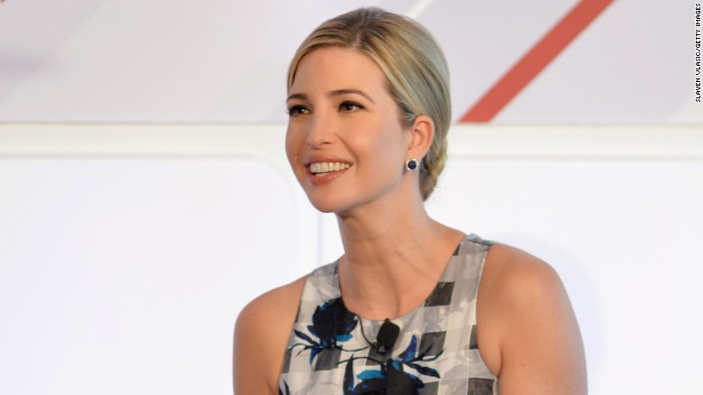 Ivanka, daughter VIP guests at SCOTUS event