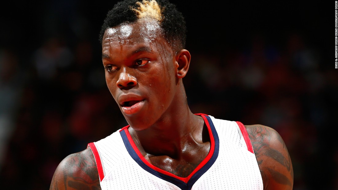 Schroder -- who is also a member of Germany's national team -- exudes a lot of attitude on the court, which could translate to big marketing dollars if his play continues to evolve. He is half Gambian from his mother's side.