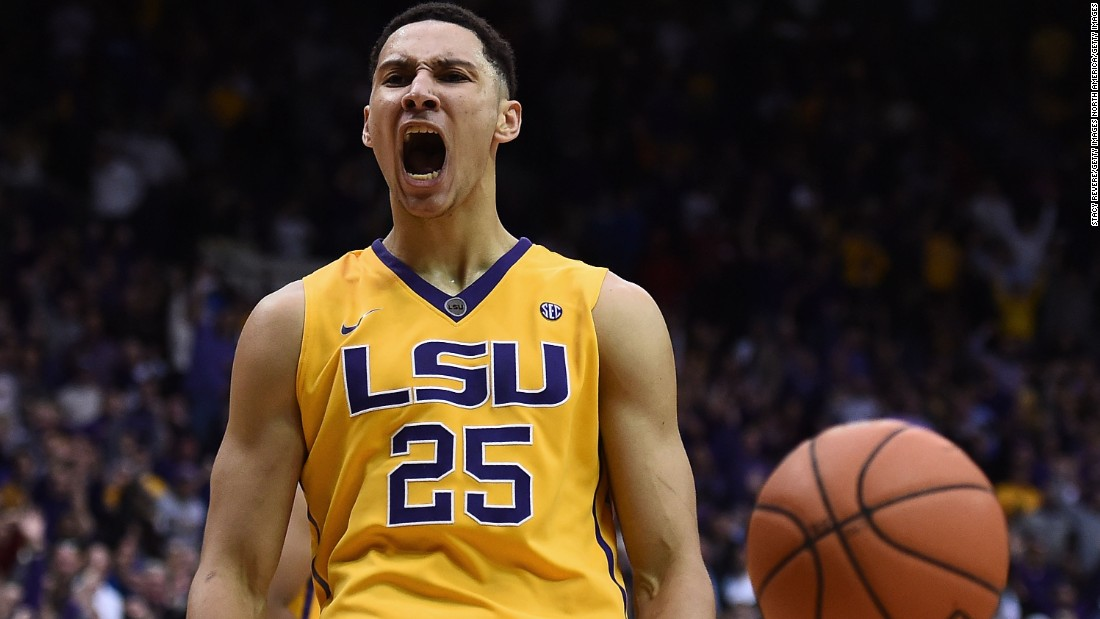 The likely No. 1 pick in the NBA Draft, Ben Simmons has all the tools to be an NBA star, both on and off the court.