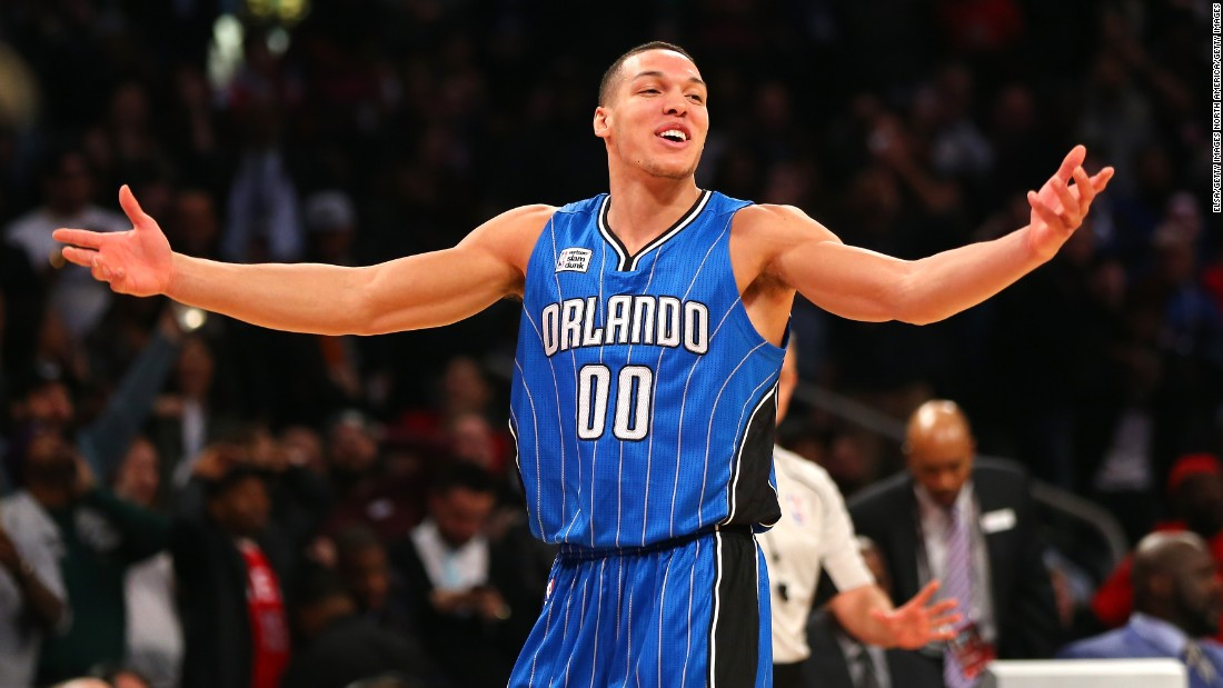 Aaron Gordon took over starting power forward duties for the Magic around the All-Star break and is set to have a breakout season in his next campaign.