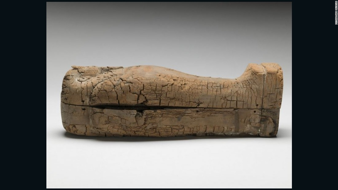 Tiny coffin reveals youngest preserved fetus from ancient Egypt