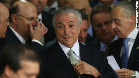 What next for Brazil? Long to-do list for new interim President