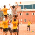 rugby para todos lineout