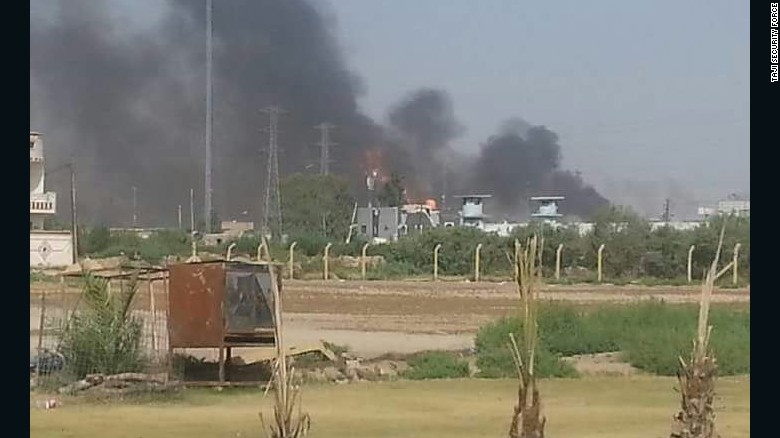ISIS attacks Iraqi gas plant