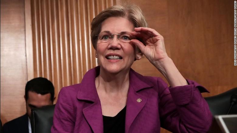 Sen. Warren: We Need to Break Up Amazon, Facebook, Google