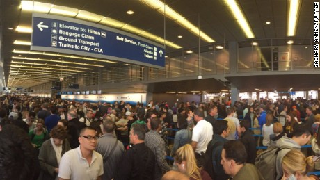 Long TSA lines: How long will this go on?