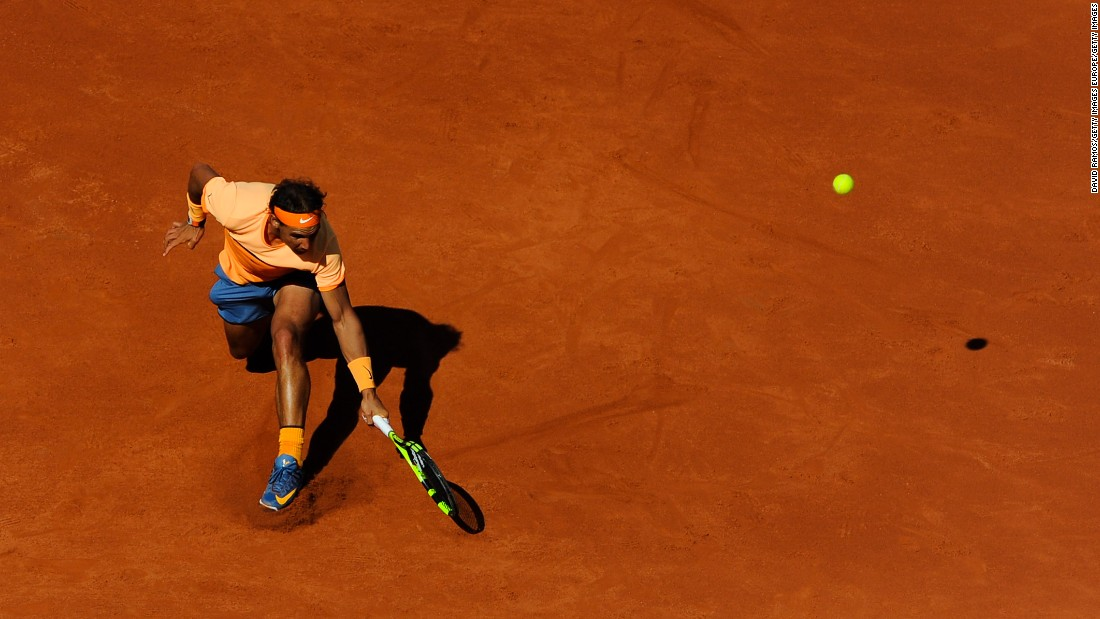 When Nadal won the crown in Barcelona, he matched Guillermo Vilas for the most clay-court titles ever with 49.