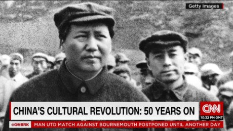 Looking Back at a Turbulent Time in China's History