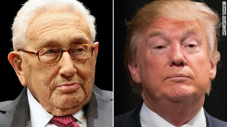 Do Clinton, Trump need Henry Kissinger?