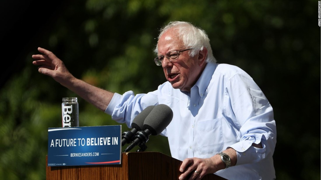 Bernie Sanders is the future of the Democratic Party