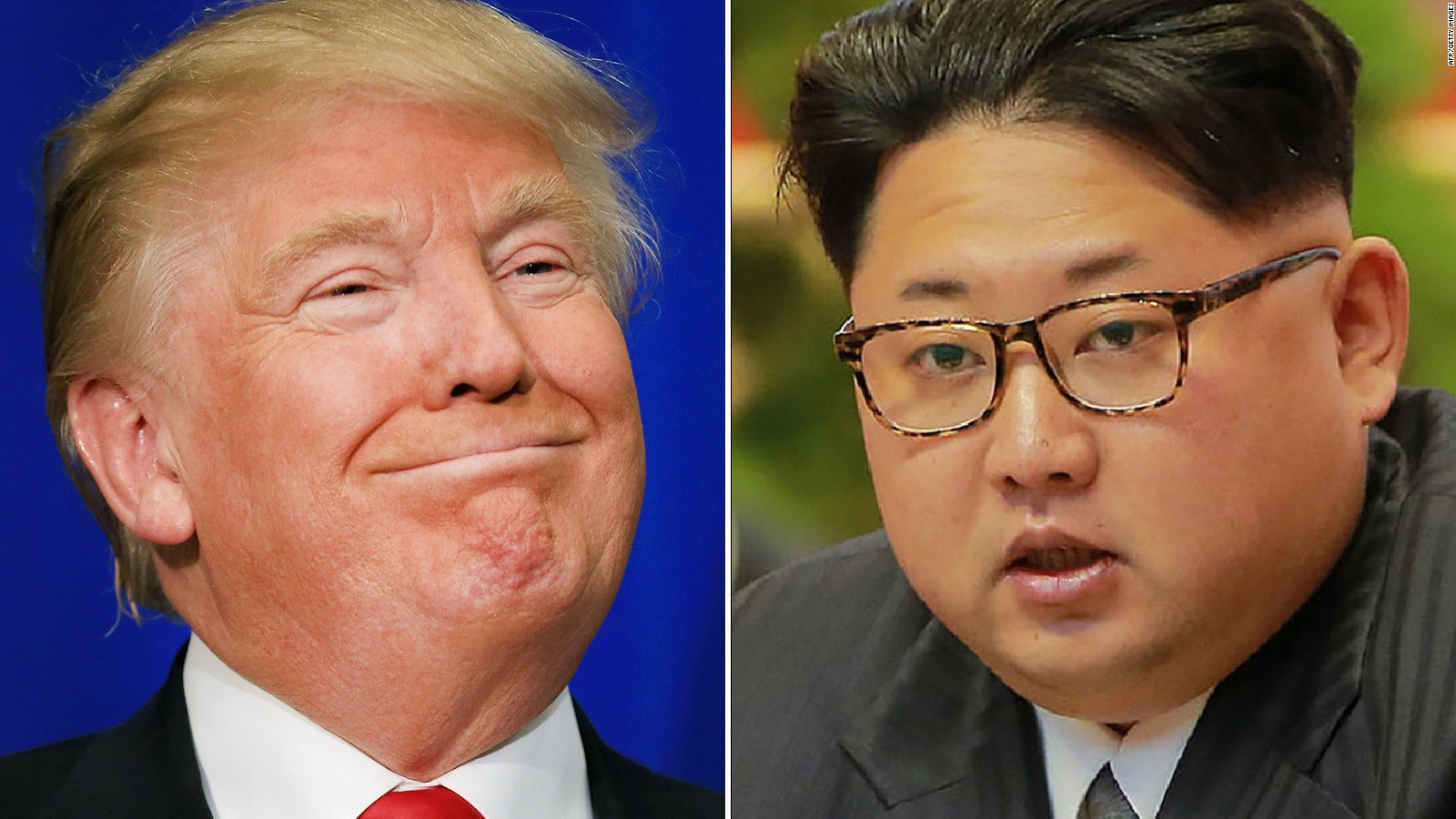 Image result for Trump and kim