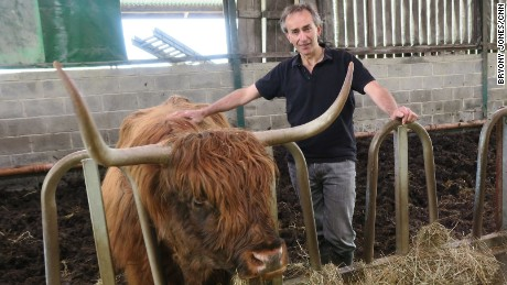 "Farmer Tim Strang says he'll vote to stay in the EU: ""You've got to go with your gut."""