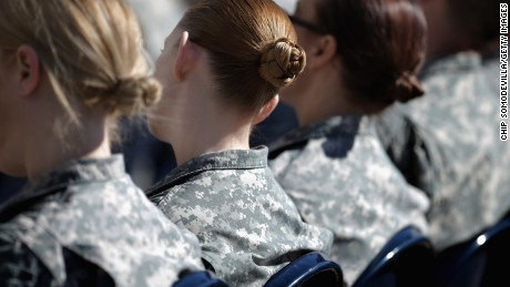 Report: Military punishes sex assault victims