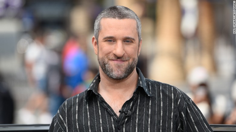 """'Saved By The Bell' star Dustin Diamond dies at 44"""""""