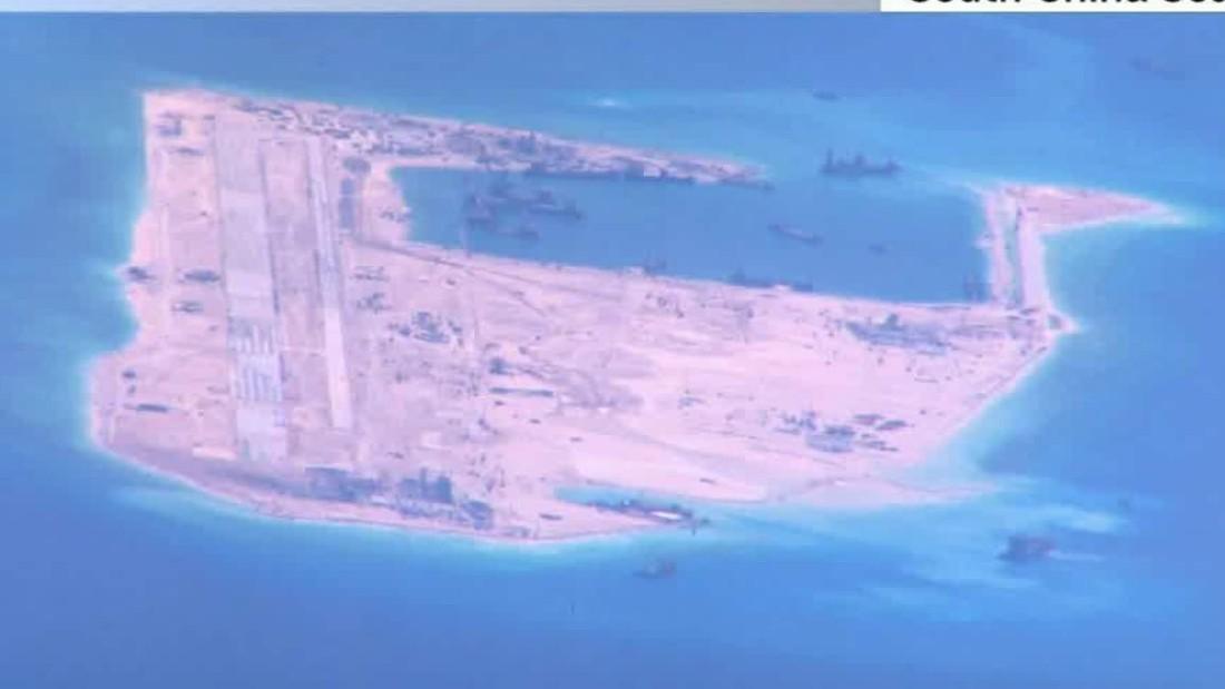 Pentagon: 'Unsafe' intercept over South China Sea