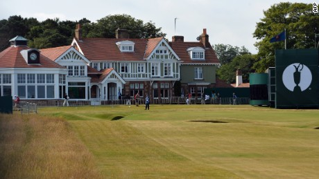 Muirfield has hosted Britain's prestigious Open Championship 16 times, most recently in 2013.