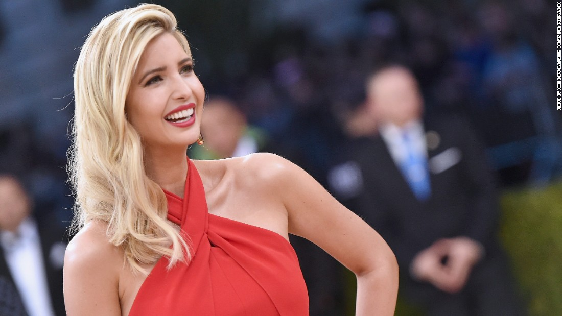 Donald Trump's daughter Ivanka