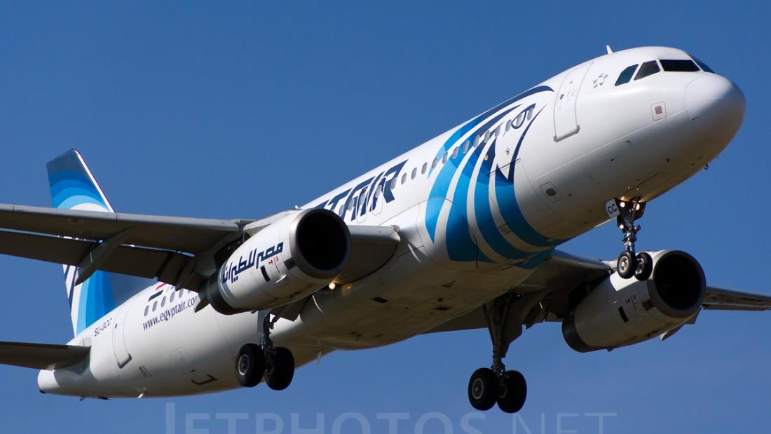 Four scenarios on EgyptAir Flight 804
