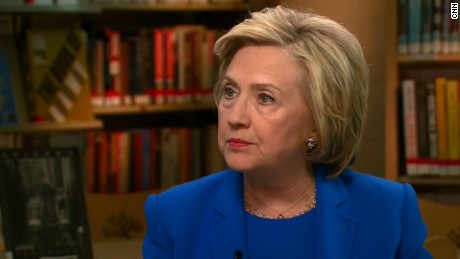 Hillary Clinton: Trump not qualified to be president