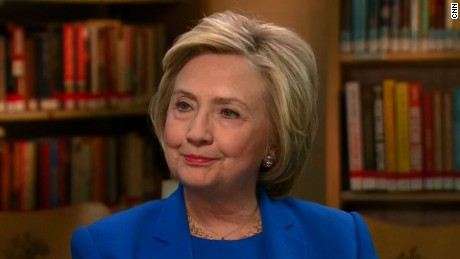 Clinton: 'No way' I won't be the nominee