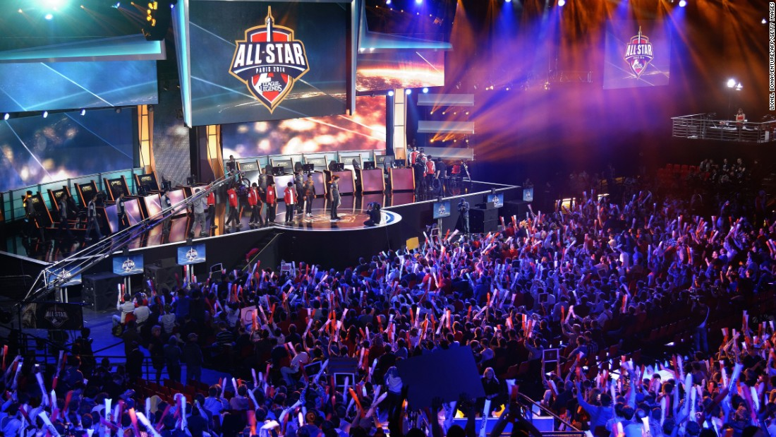 Though alien to many of us, competitive gaming is a worldwide phenomenon.