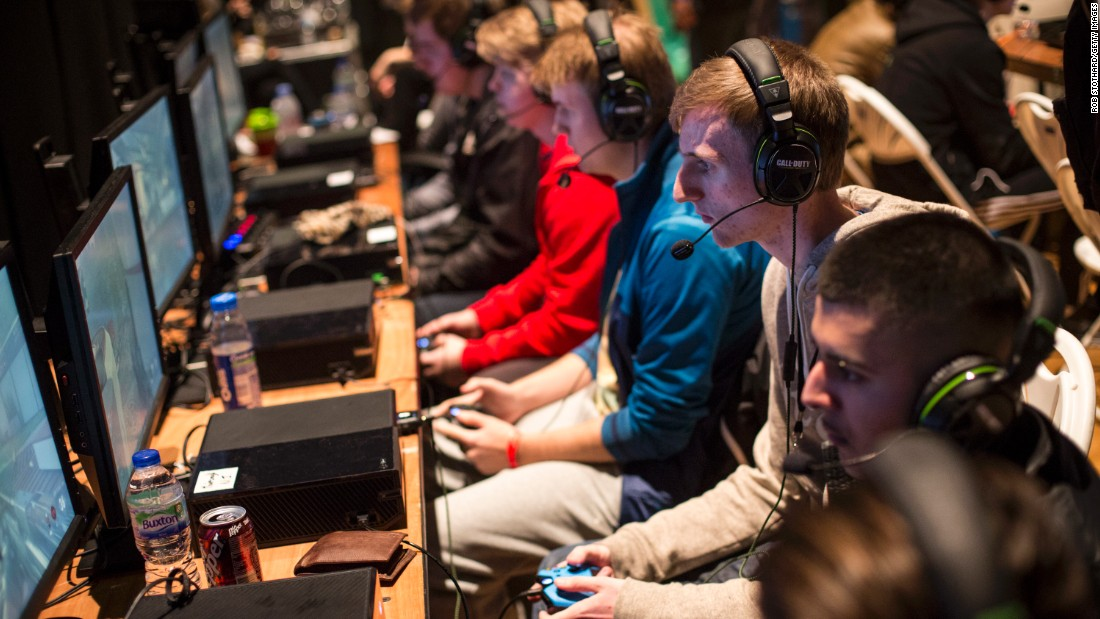 "The 2015 ""Call of Duty"" European Championships were held at London's Royal Opera House."