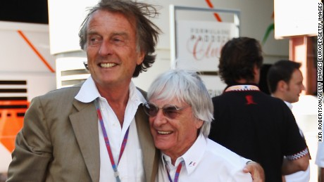 Ecclestone 'impossible to replace' says ex-Ferrari boss