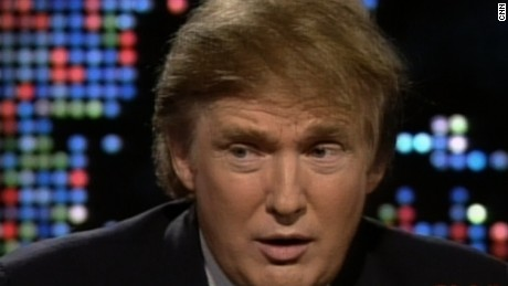 Donald Trump in 1999: I don't agree entirely with NRA