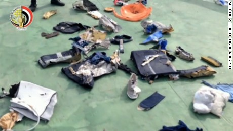 Egyptair flight debris video images _00000000.jpg