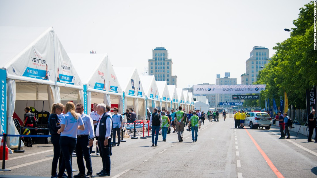 """I had a look at the circuit this morning -- it's an amazing place which will create an absolutely unique atmosphere, Daniel Abt of ABT Schaeffler Audi Sport told the Formula E official website."