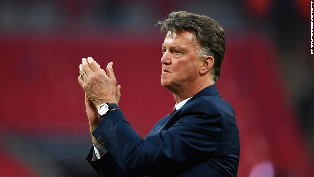 Louis van Gaal has been sacked as manager of Manchester United.