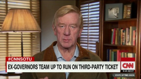 Weld has not yet approached Romney about his 2016 V.P. bid