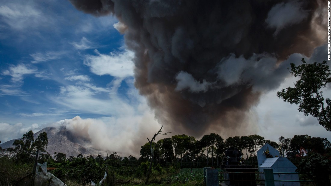 More than 75% of Indonesians live within 39 kilometers (62 miles) of volcanoes that have had some activity during the last century, according to the U.S. Geological Survey.