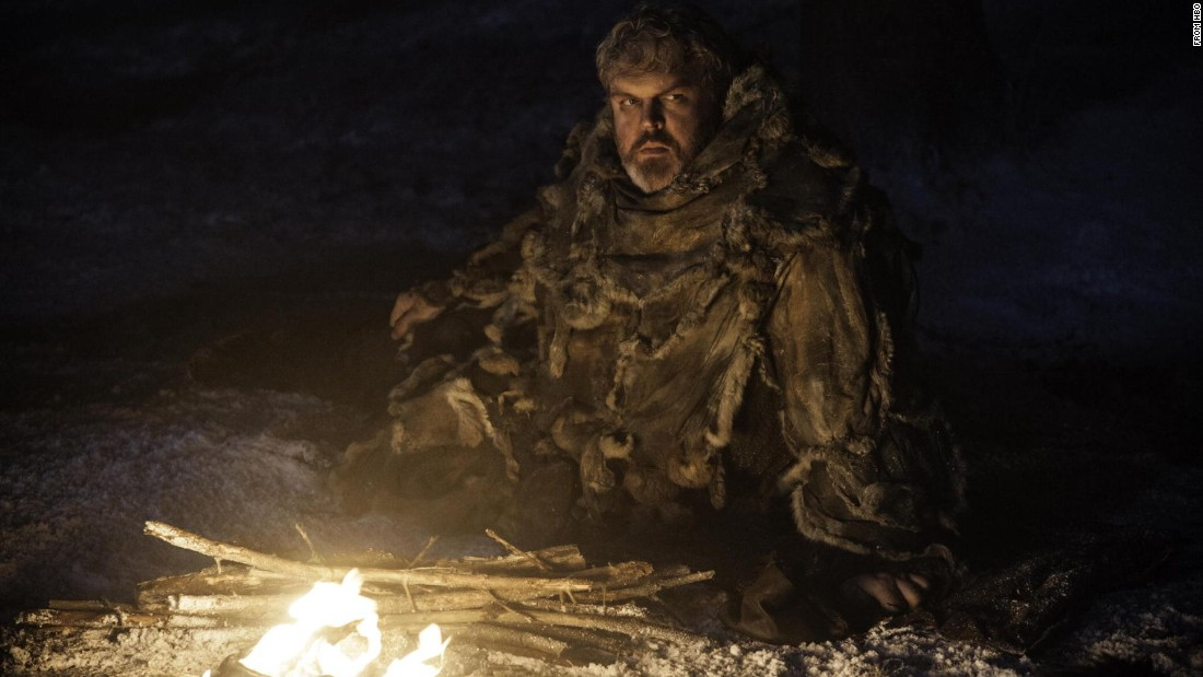 "Hearts broke in May 2016 when ""Game of Thrones"" killed off beloved character Hodor, who perished gallantly while saving his companion Bran."