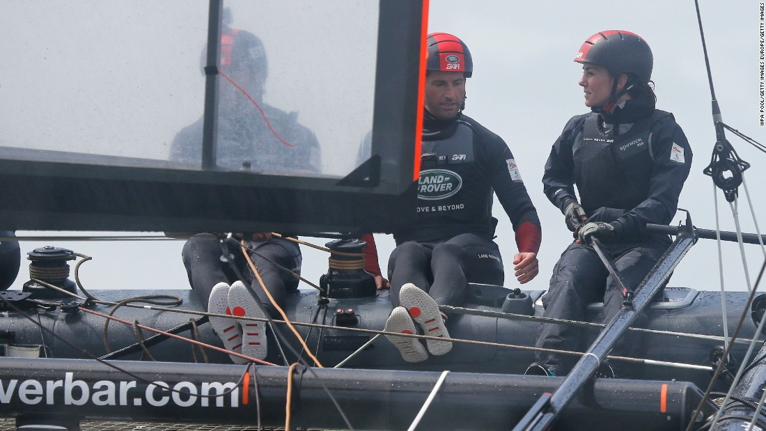 Ainslie launched his own multi-million dollar America's Cup bid in 2014, vowing to bring the trophy back to UK soil for the first time in 165 years.