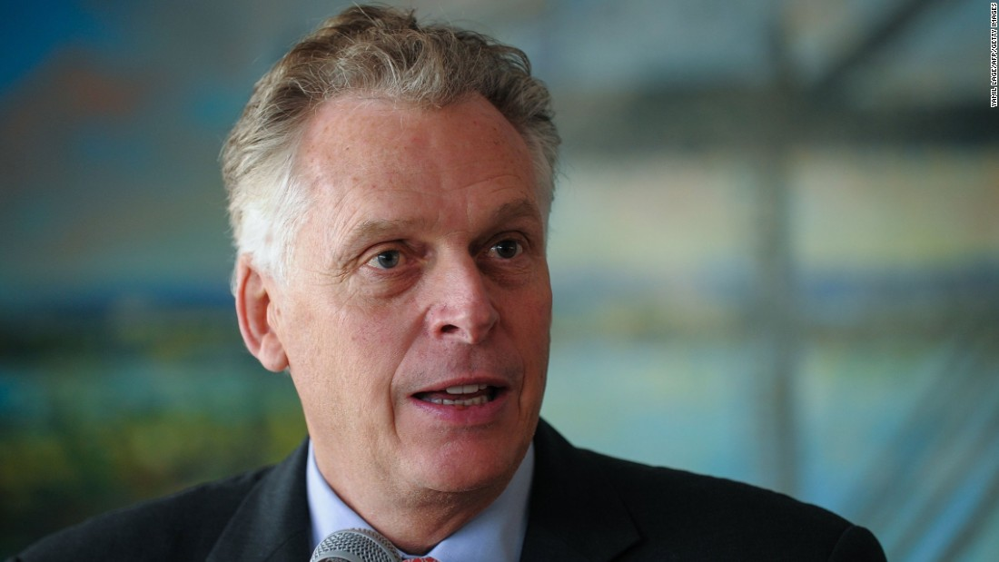 2020 primary: Top Democratic donors wait for Terry McAuliffe to decide on White House bid - CNNPolitics
