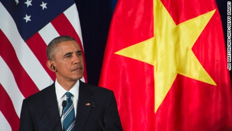 U.S. ends decades-old arms ban with Vietnam