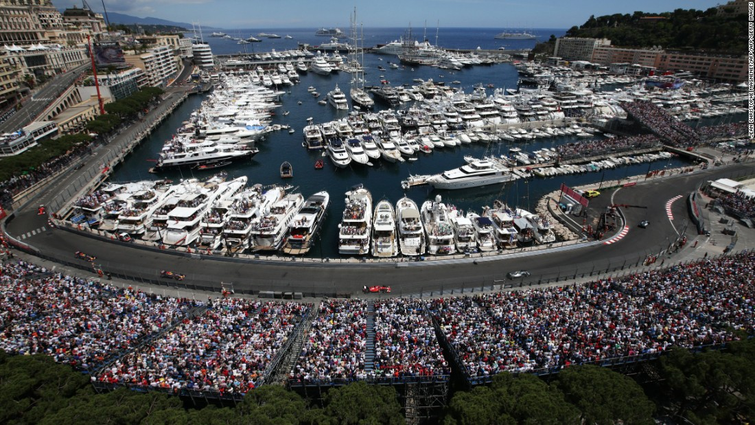The Monaco Grand Prix made its Formula One debut in 1950 but races have been held in the principality since 1929.
