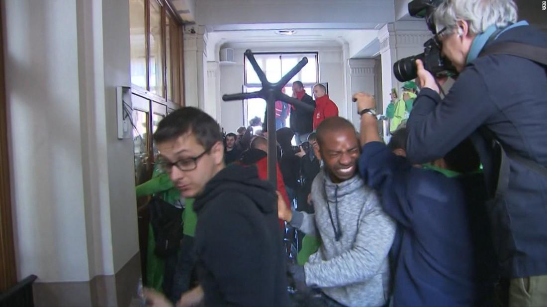 Belgian prisoners released from 'inhumane' jails