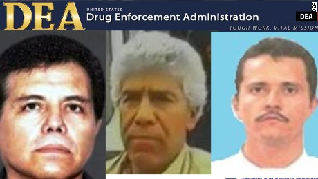 Have you heard of these drug cartel leaders?