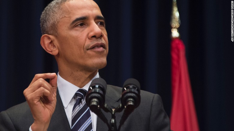 President Obama: 'Sovereignty should be respected'