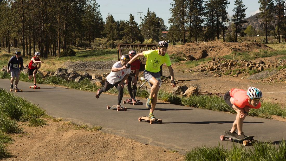 The Bend Beatdown consisted of two races, a 5K and 10K, with most of the 60 racers competing in both.