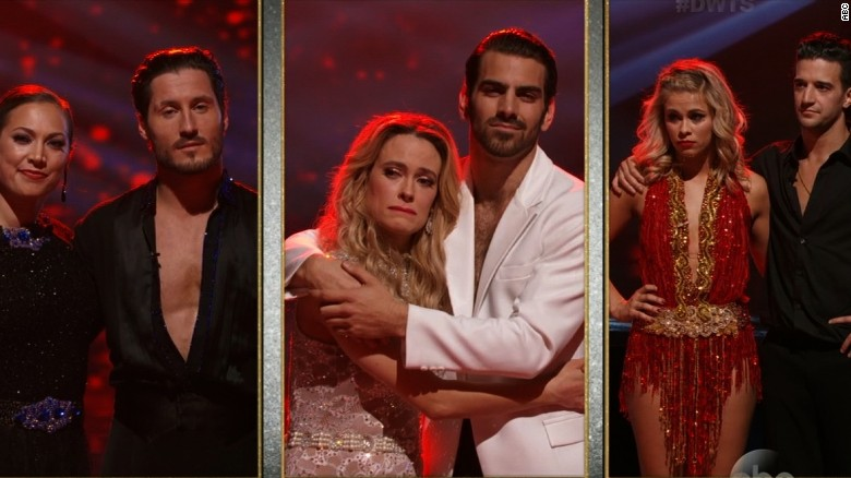 The 'Dancing with the Stars' winner is ...