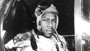 Brown displayed an intensity that caught the attention of others, including his flight instructor.