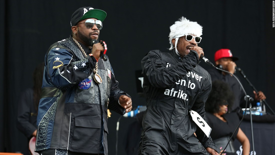 When you start a band together, it's a special kind of bromance. Big Boi and Andre 3000 have been at it for over 20 years. We just hope to see a new OutKast album one of these days.