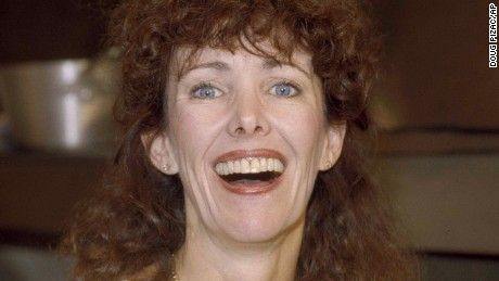 "This 1984 file photo shows actress Beth Howland. Howland, who was best known for her role as a ditzy waitress Vera Louise Gorman on the 1970s and '80s CBS sitcom ""Alice,"" died Dec. 31, 2016 in Santa Monica, Calif. She was 74."