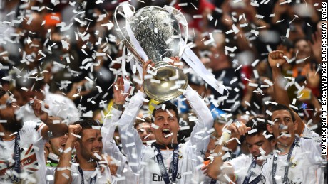 Cristiano Ronaldo has helped Real Madrid to a pair of Champions League crowns during his spell at the club.