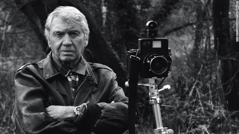 Don McCullin on war, humanity and journalism today