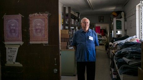 The Rev. Karl Heimer left Cuba for the United States in the 1950s; the recent wave of migrants has taken him by surprise.