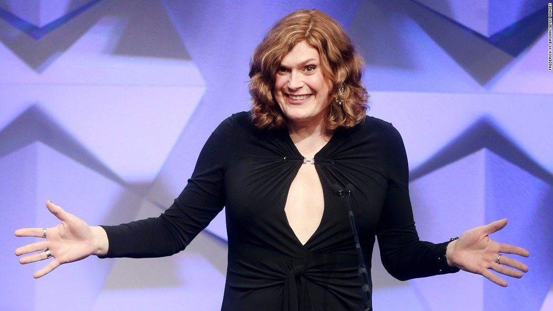 Producer/director Lilly Wachowski used to be Andy and transitioned after her sister Lana Wachowski.